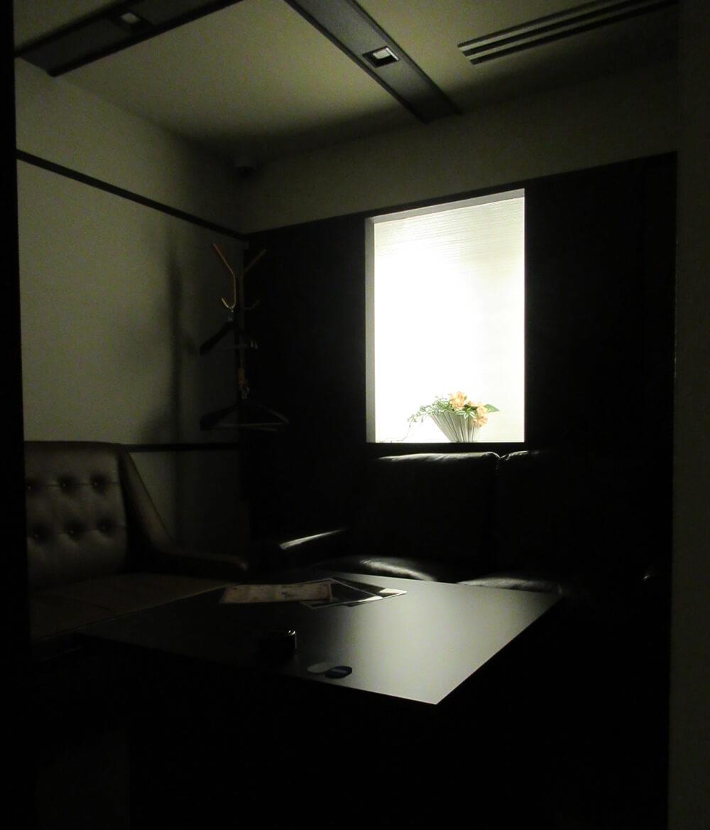 個室で相席その2