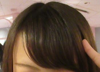 りのさん(前髪)