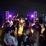 東京湾クルーズフェスパーティーに行ってきた