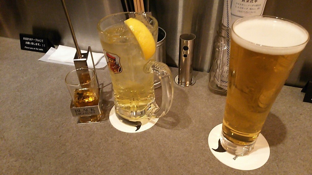 withで出会ったこのみさんと飲む