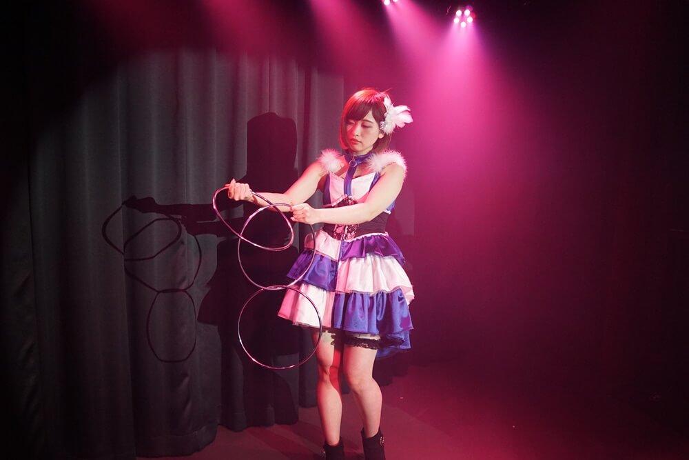 渡邉樹莉さんのリングマジック