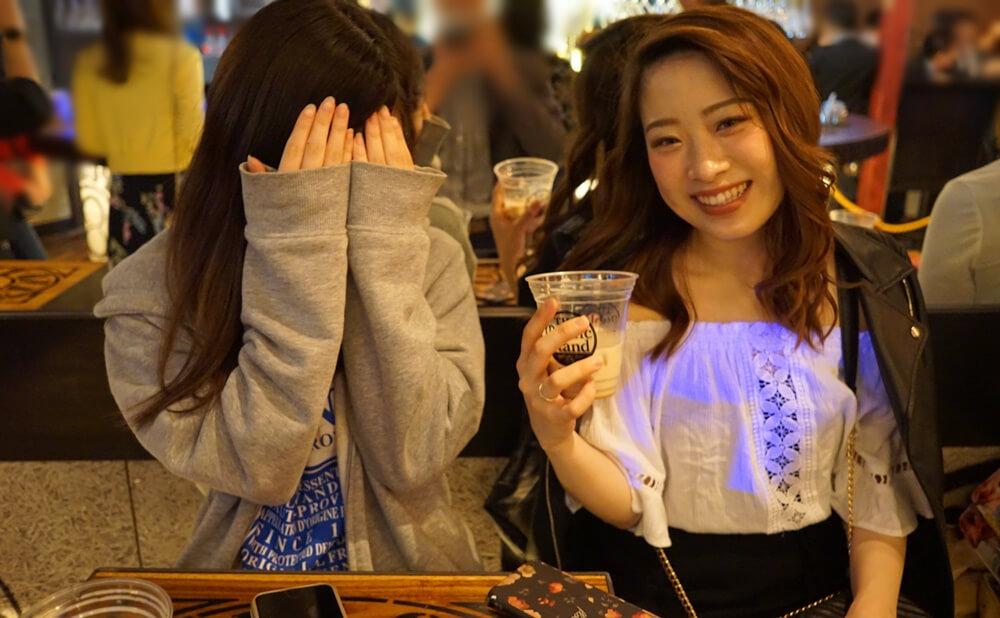Public Stand上野店のお客さん3